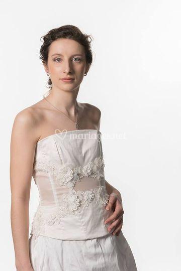 Shooting robes de mariée.