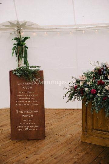 Un mariage Franco-Mexicain