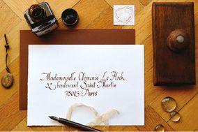 Callyane - Calligraphie événementielle