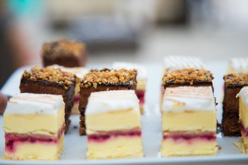 Nos réductions de desserts