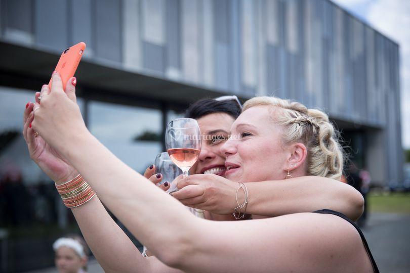 Mariage - Vin d'honneur