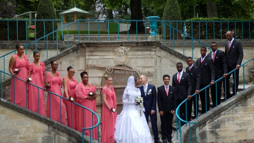 Mariage franco haitien 94
