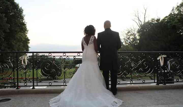Mariage chateau Santeny