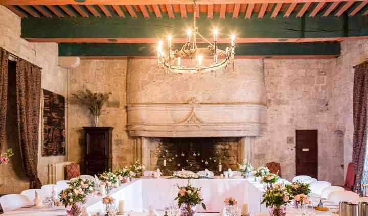 Goudourville Banquet mariage