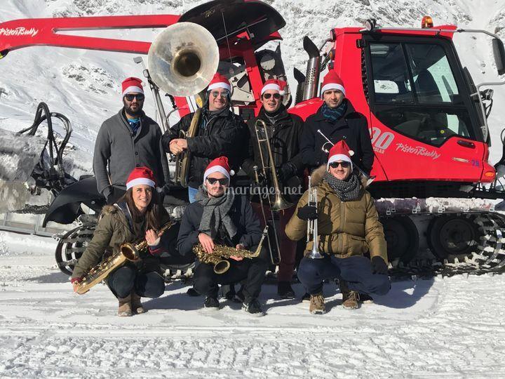 Session neige 2018