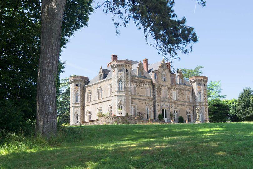 Château de la Cacaudière
