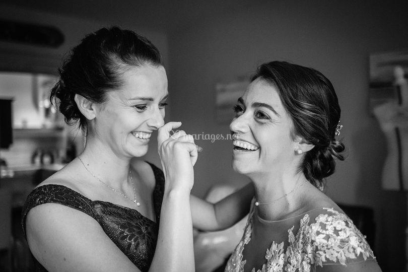 La complicité entre soeurs