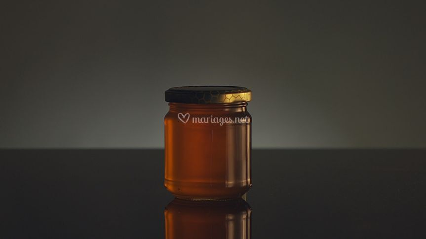 Petit pot de miel 250g fleurs