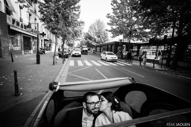 Zineb et Antoine