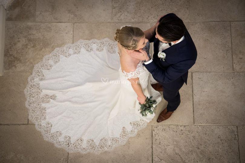 Marié depuis le premier étage