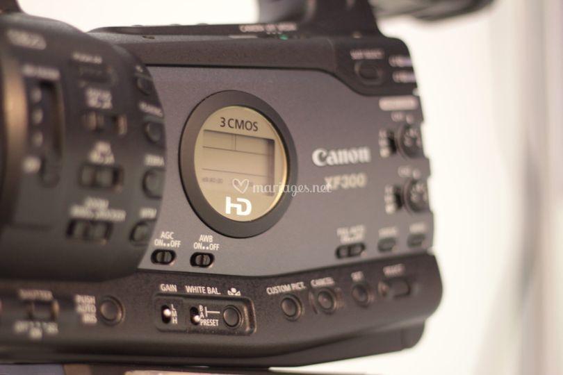 SCT Canon XF 300