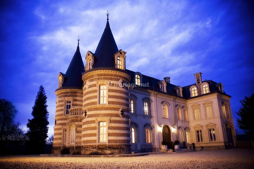 Château Comtesse Lafond (nuit)