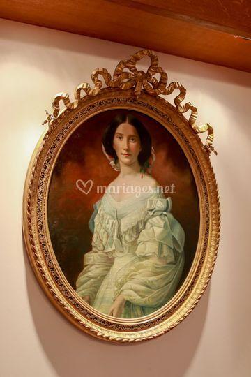 Portrait Comtesse Lafond