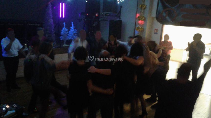 Dancefloor: fin de soirée