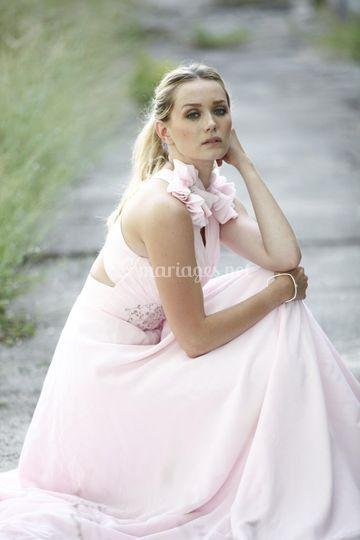 La mariée en rose