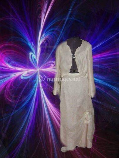 Robe de mariéé Tarnos
