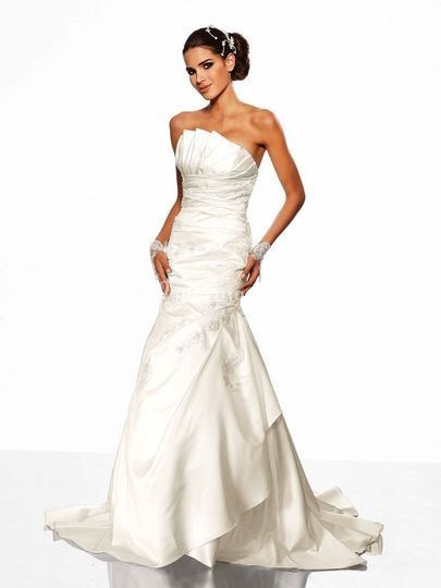 Robe de mariée landes