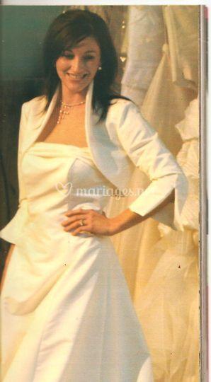 robe de mariée Pyrénées
