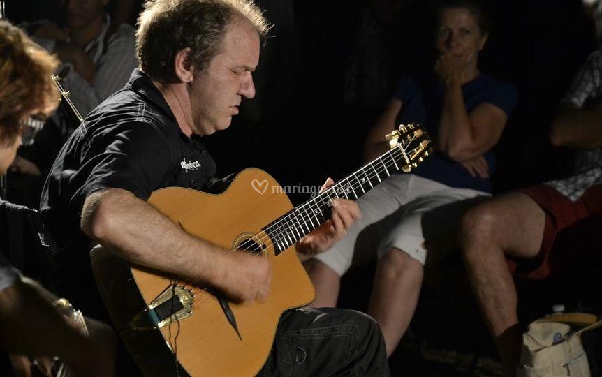 Solo guitare