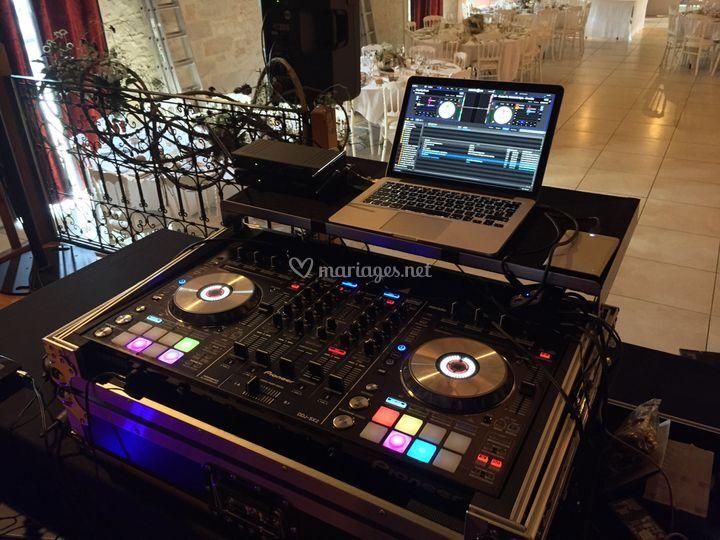 Regie DJ