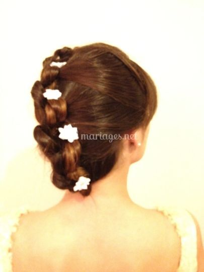 Chignon Noeud De Dany L Coiffure Photo 27