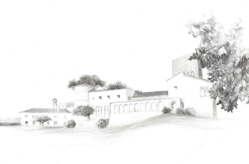 Chateau Castellaras Faire part