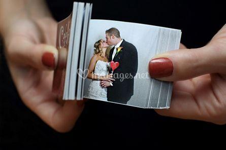 Flipbook mariage
