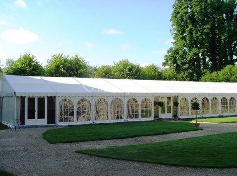 Variété de tentes