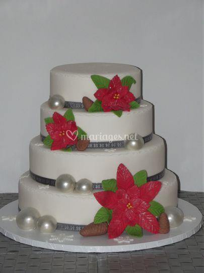 Wedding Cake christmas