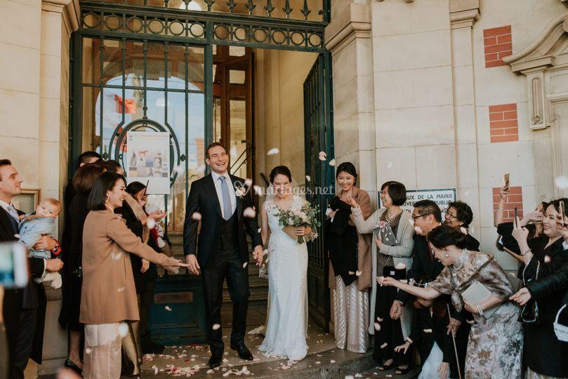 Photos :Mariage à Deauville