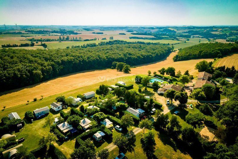 Camping Domaine Saint Laurent