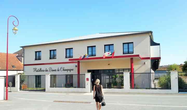 Hostellerie Le Mont Aimé