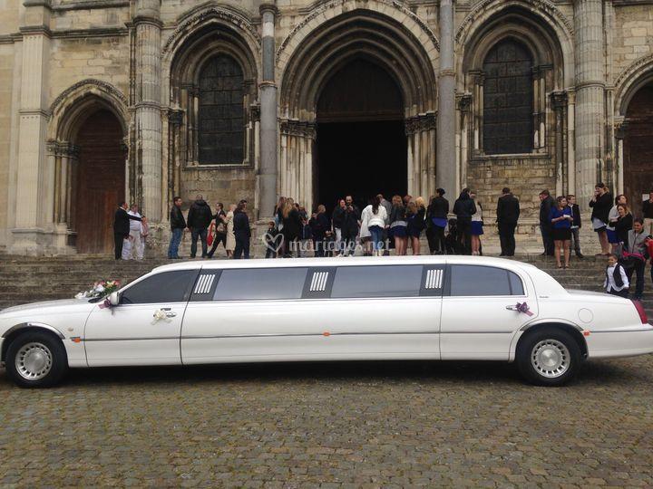 Limousine église