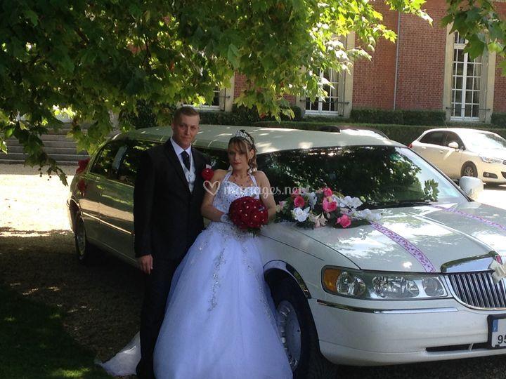 Magnifique mariage