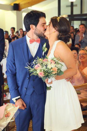 Ils sont mari et femme !