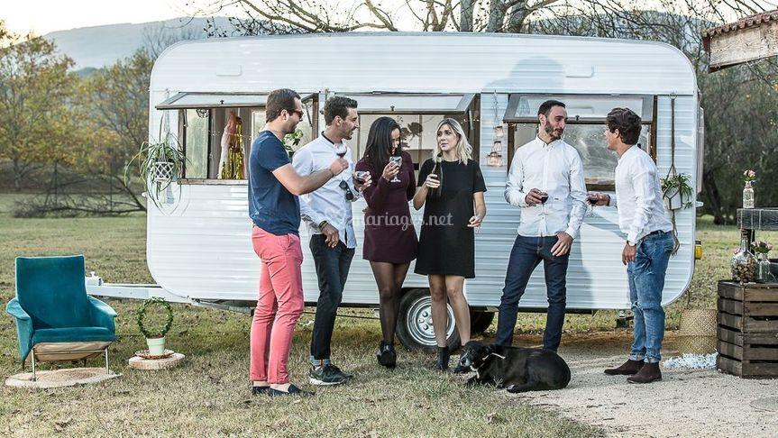 Moka Caravane / mariage