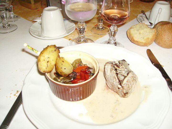 Gastronomie mariage