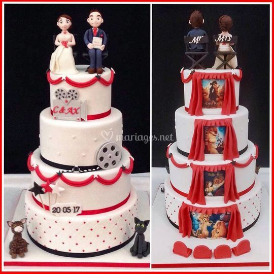 Wedding Cake - Cinéma