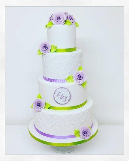 Wedding Cake Parme
