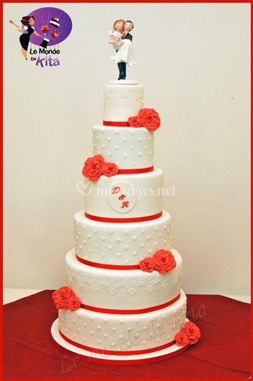 Wedding Cake So Love