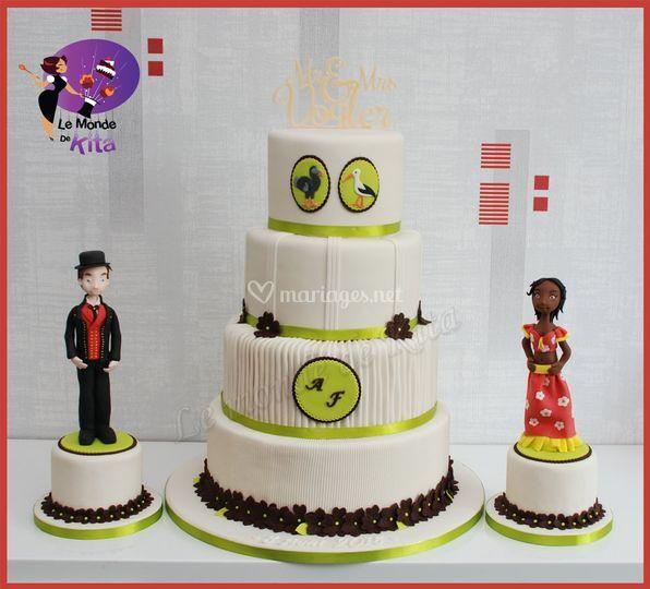 Wedding Cake Unique
