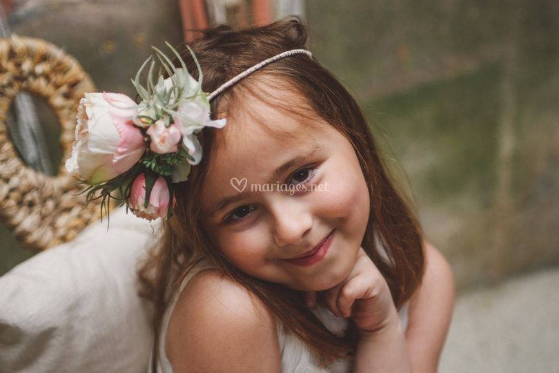 Mlle Marie -Kids - Couronne