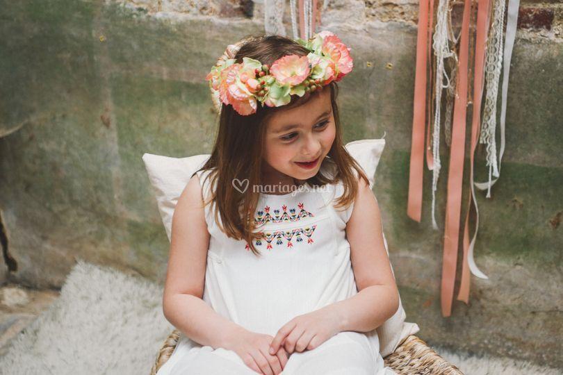 Mlle Margot - Kids - couronne