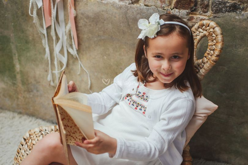 Mlle Aurélia -Kids - Diadème