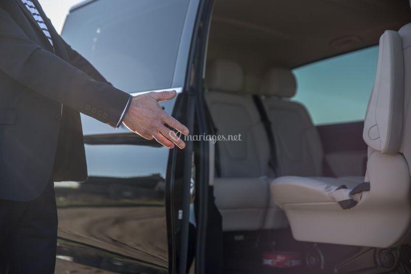 Avec chauffeur