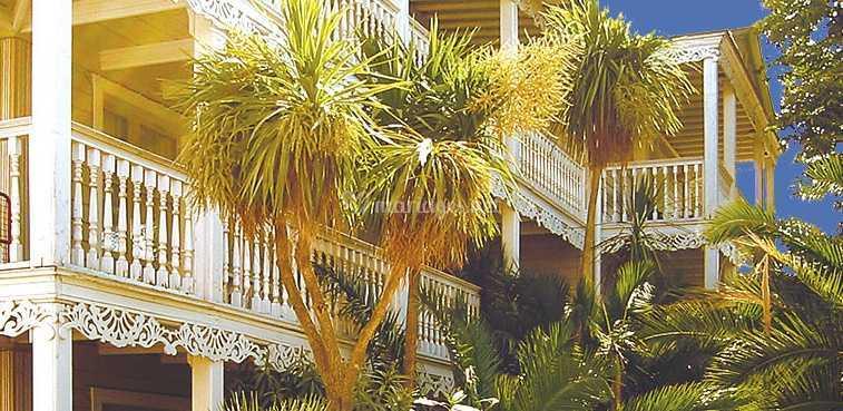 Le style Louisiane de Hôtel La Maison Blanche | Photo 6