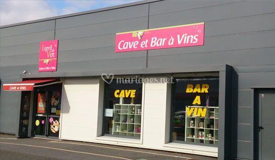 Cave et bar à vins