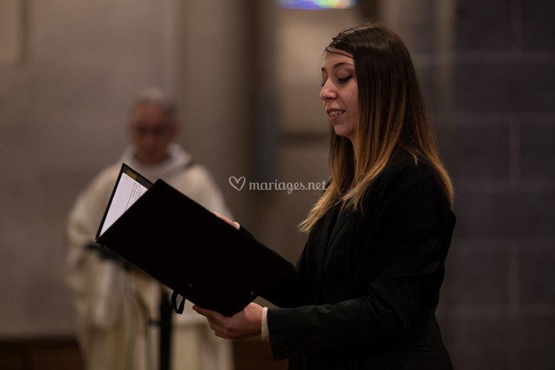 Chant lyrique et piano église