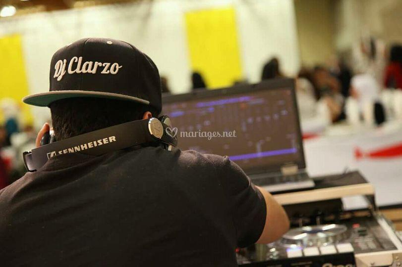 DJ Clarzo