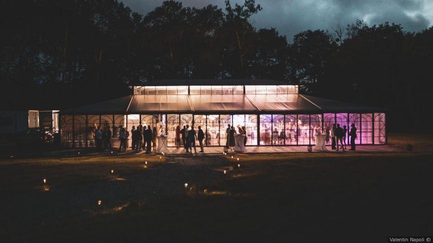 Le Pavillon de nuit
